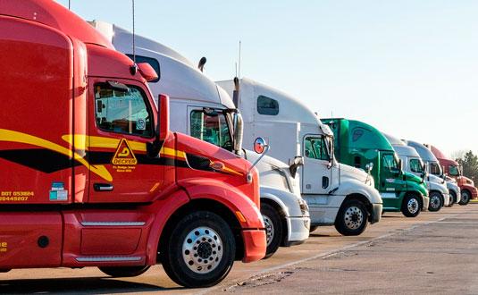 Lavado de camiones y vehículos corporativos +